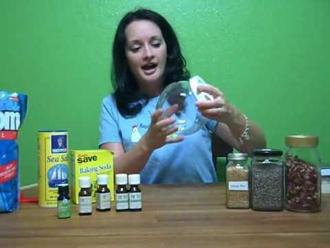 Making Herbal or Essential Oil Bath Salts 1