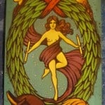 Everyday Tarot, 05/05/11: How to Wrap the World Around Your Fingers