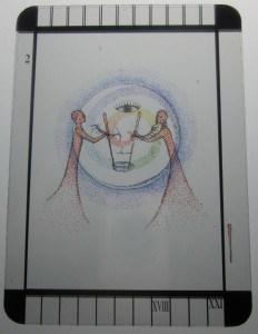 Everyday Tarot, 06/25/11: Transcending Polarities
