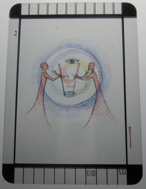 transparent tarot readings