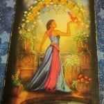 Everyday Tarot, 06/29/11: Graduation Lessons from Nine of Coins