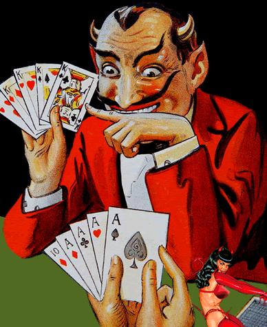Psychic Gambling Help? 1