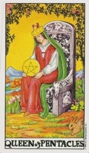 Tarot in Real Life: Queen's Work Never Done!