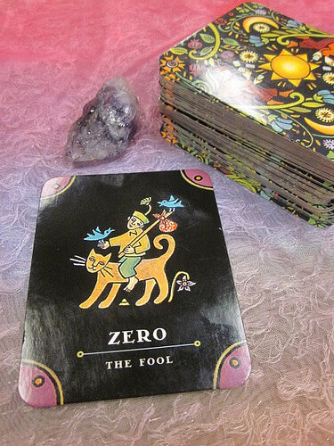 One-Card Mini Readings, for a Minute! 1