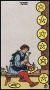 Eight of Pentacles: One Step at a Time 1