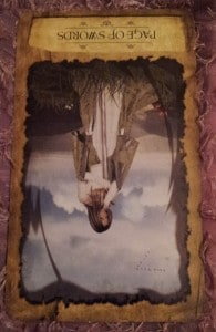 01/16/12: Not getting the message! | Rev Page of Swords