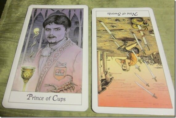 03/17/12: Share Your Perils   Prince Cups, 9 Swords 1