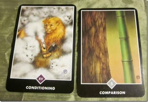 03/23/12: Fitting In? | Devil, 5 Swords 1