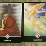03/25/12: Sorrow to Divinely Inspired | 9 Swords, 3 Pentacles