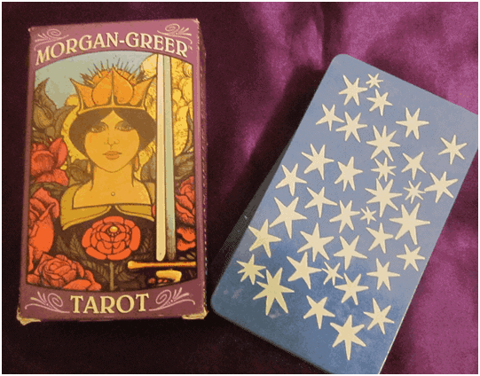 Morgan Greer Tarot Deck Review 1