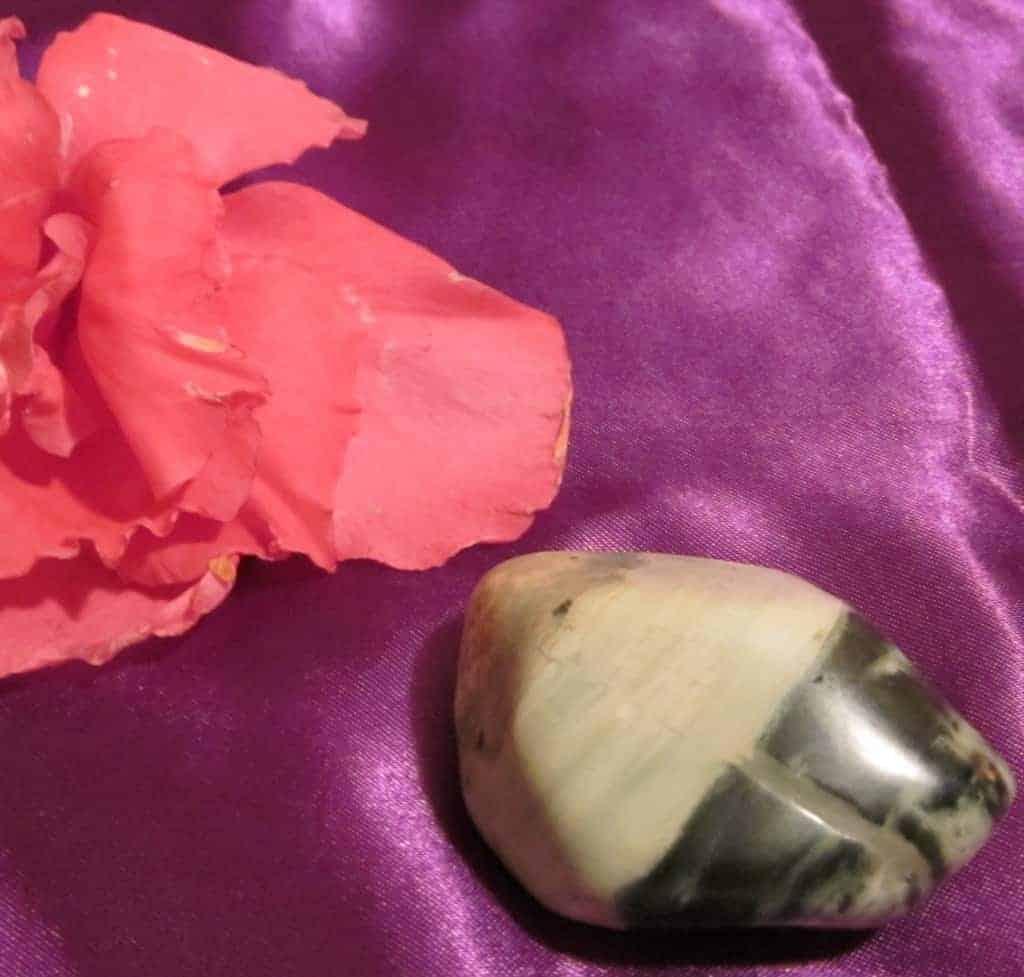 Welcome Healing Stone! 1