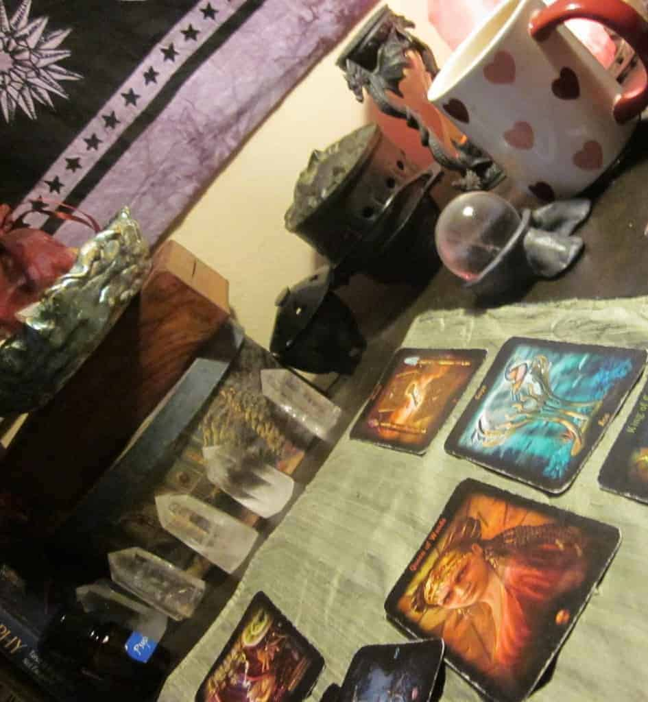 What about Tarot Rituals? 1