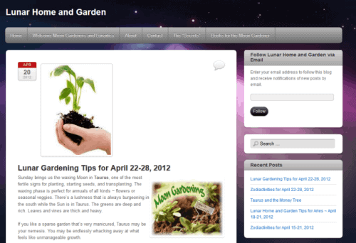 Foolish Friends: Sacred Gardening with the Help of Auntie Moon 1