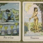 06/15/12: Activating the Law of Attraction | 4 Cups, Temperance