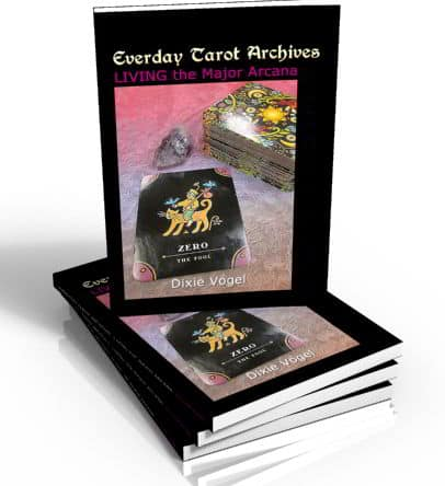 Now on Amazon - Everyday Tarot Archives: Living the Major Arcana! 1
