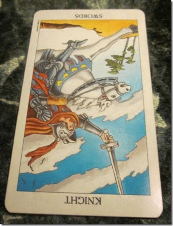 07/14/12: Mercury Retro & Watch Your Mouth | Rev. Knight of Swords 1