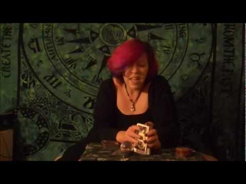 Conflicting Advice Learning Tarot? Video on Coping