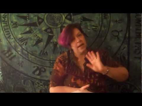 How to fix this mess?!? Video Chakra/Tarot Reading for Patty 1