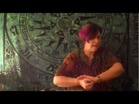 Caroline's Divine Hotline? Mini Tarot/Chakra Reading 1