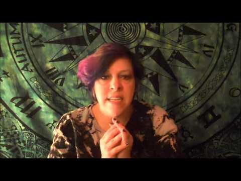 What's the stumbling block in Ingrid's Career? Mini Chakra Tarot Check-in 1