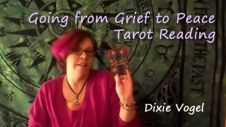 From Grief to Peace? 1-Card Video Tarot Reading 1