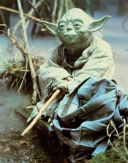 """""""Yoda of Tarot"""" 1"""