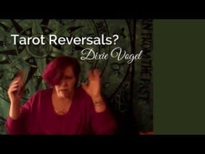 Learning Tarot: Dealing with Reversals