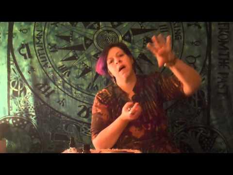 Josi's Hidden World: Mini Charka/Tarot Reading 1