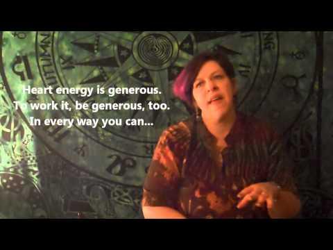 Opening up that Heart Chakra for Lilliput: Mini Chakra Tarot Reading 1