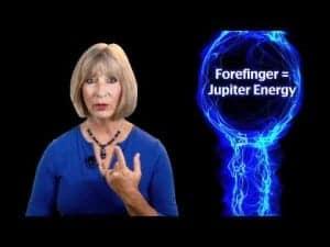 Rings and Planteary Energy – Forefinger / Jupiter