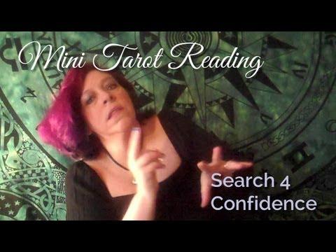 Patty's less stuck but...Video Tarot 1