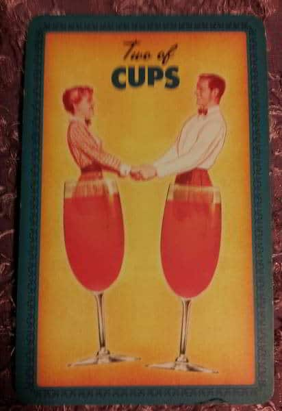 06/28/13: Ruminate on Love / 2 of Cups 1