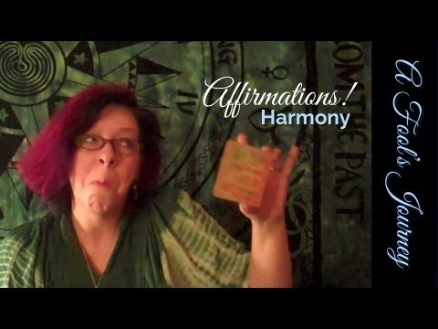 Affirmations: Relationship Harmony 1