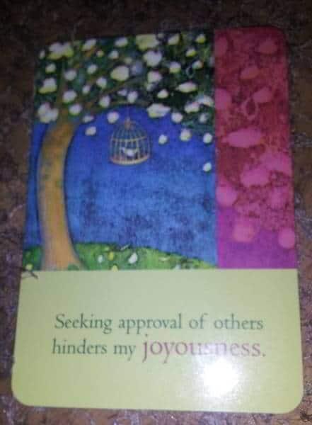 Approval vs. Joy & the Healing Secret Within (Aquarius Full Moon) 1