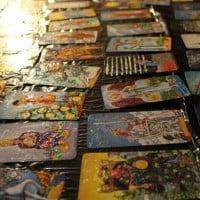 Glitter Tarot Deck Craft Project 8
