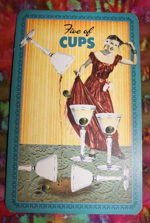 12/25/13: Uh, Merry Christmas? / 5 of Cups 1
