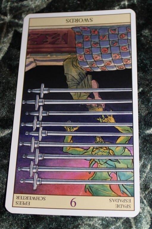 12/30/13: Overblown / 9 of Swords Rx 1