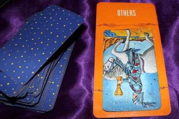 04/21/14: Raw Volatility /Knight of Cups Rx 1