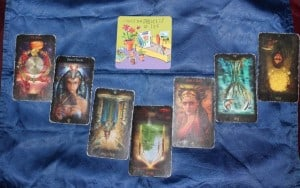 Weekly Flow Tarot, May 4–10th: One Step at a Time