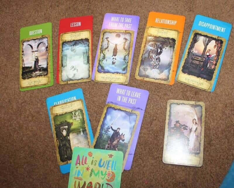 Illusion Ends! Weekly Flow Tarot, August 4 - 10 1