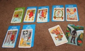 Fogged Up Windows-Weekly Flow Tarot Forecast, Sept. 8 – 14