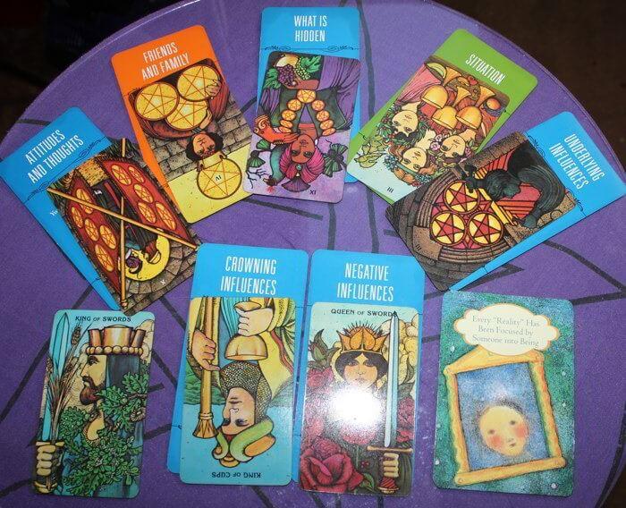 The Power in Your Head: Weekly Flow Tarot, Oct. 6 - 12 1