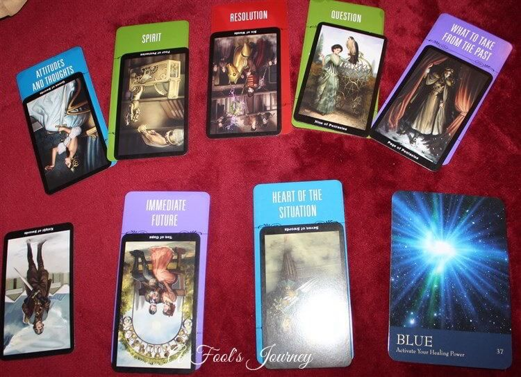 Review and Rewind: Weekly Flow Tarot, Nov. 10-16 1