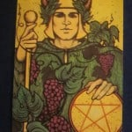 Everyday Tarot, 05/16/11: King of Pentacles is my Safety Net