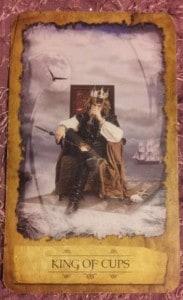 11/29/12: Heart-True | King of Cups
