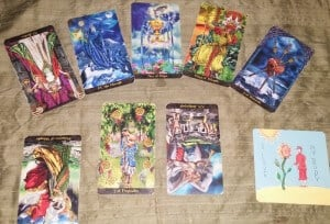 Emotions are Loud: Weekly Flow Tarot, May 11 – 17