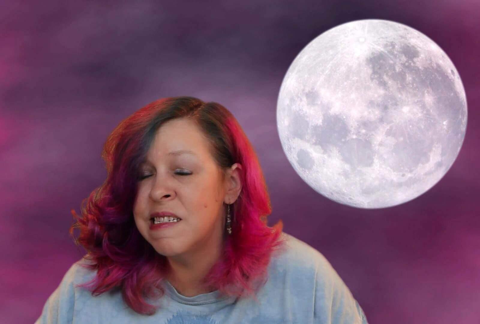 Incoming Full Moon in Scorpio