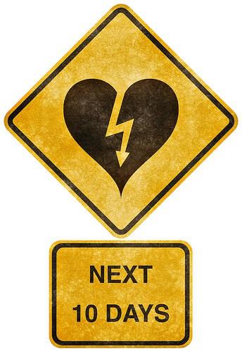 Trajectory of a Breakup, Weekly Tarot Forecast July 20 -26 Venus Retrograde