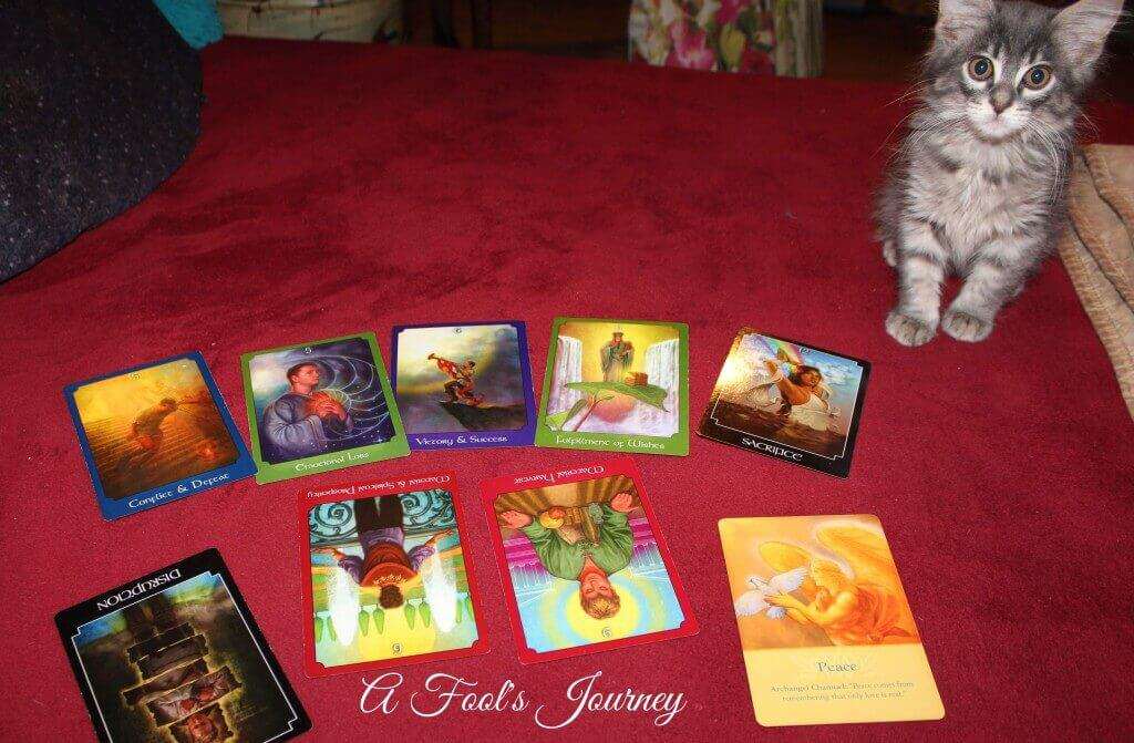 Releasing Regret: Weekly Tarot Forecast, July 27 - August 2 1
