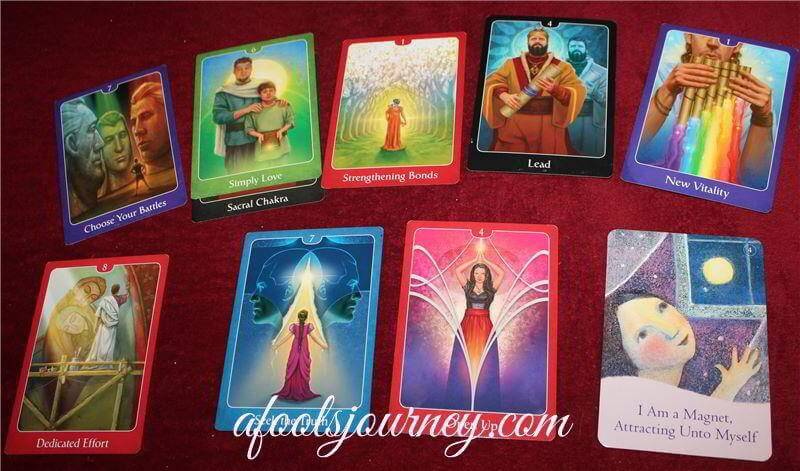 Weekly Tarot Forecast, December 14, 2015